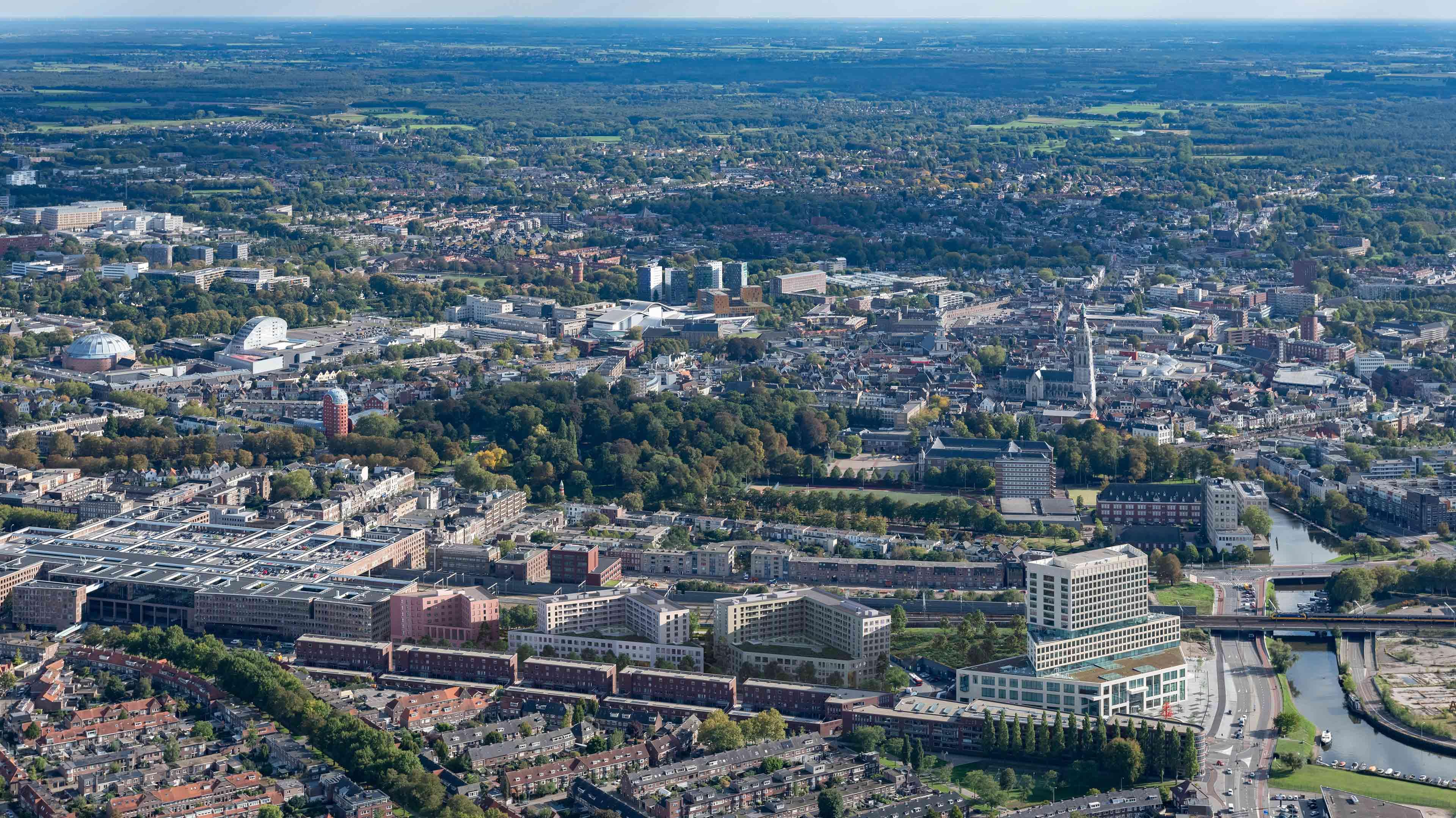 Nieuwbouw Breda - Arial - 5Tracks Breda